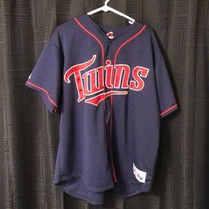 Minnesota Twins baseball jersey